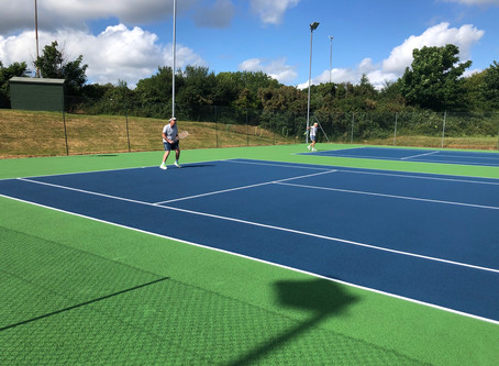New Courts!