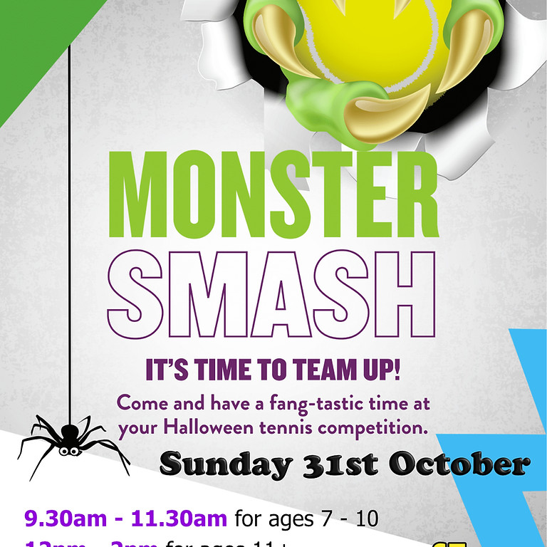 Monster Smash - Its Time to Team Up!