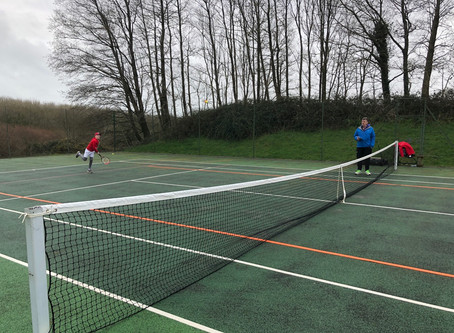 Well done to All who took part in The St Austell Open!