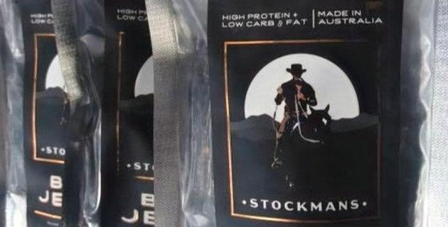 Stockmans Beef Jerky 50g MILD