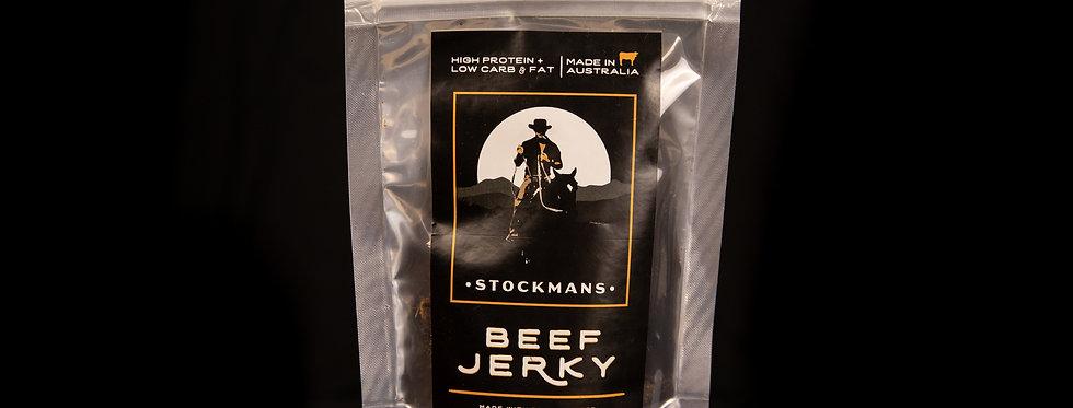 Stockmans Beef Jerky 100g MILD