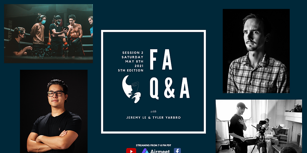 Featured Artists Q&A: Session 2 | 5th Edition