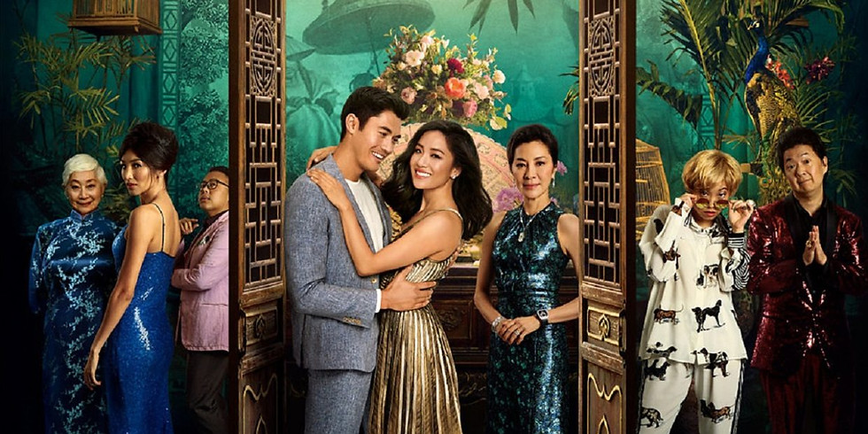 Crazy Rich Asians: Film Club Discussion