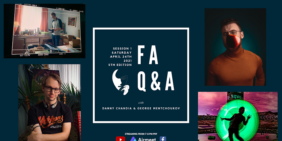 Featured Artists Q&A: Session 1 | 5th Edition