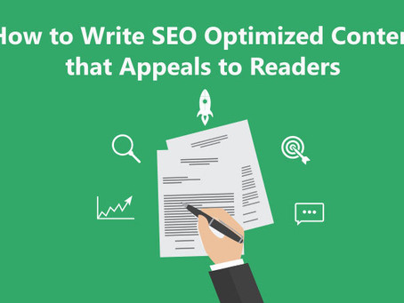SEO Blog Writing Tips: How to Write SEO Optimized Content?