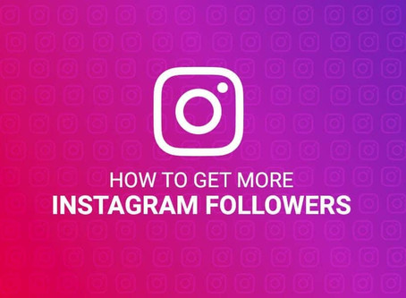 How to Get More Real Instagram Followers?