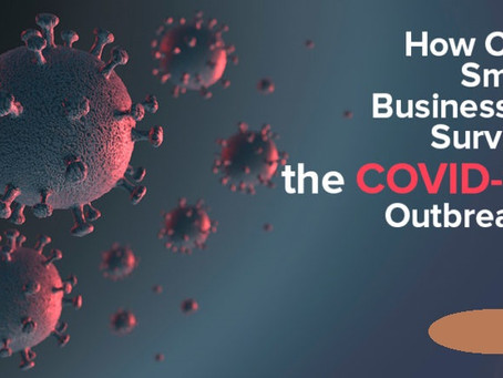How Small Businesses Can Survive the Coronavirus Outbreak?