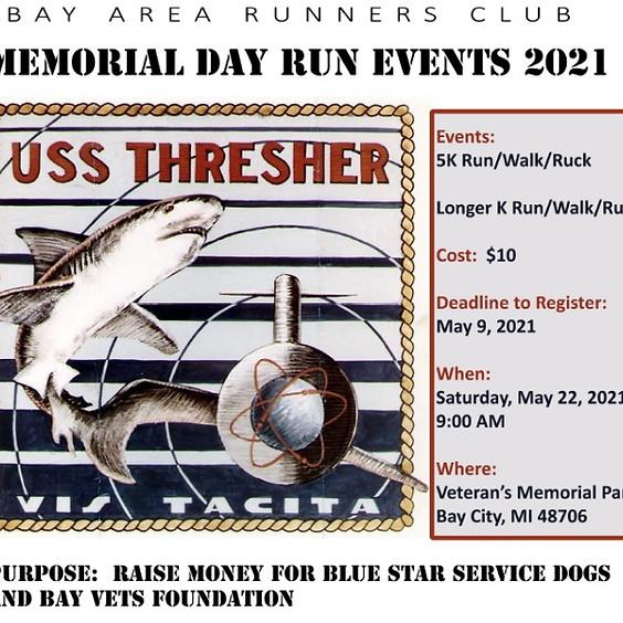 Memorial Day Run Event