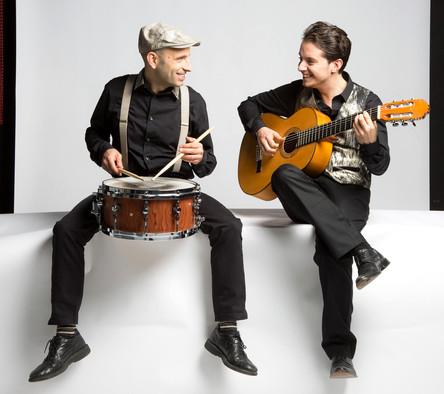 François Collombon et Paul Buttin