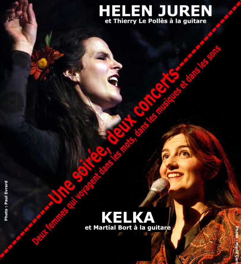 Coplateau Helen Juren et Kelka