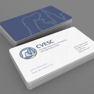 CVESC Business Card
