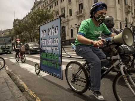 Publicidad creativa y responsable: Bicicletas como medio publicitario