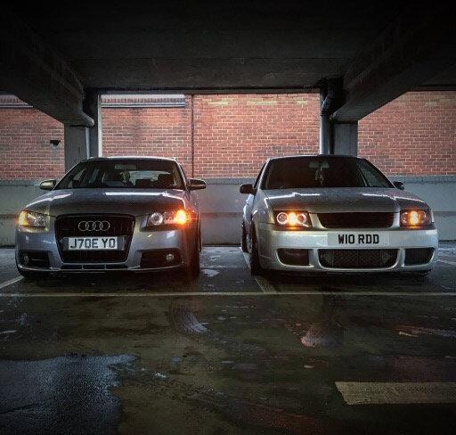 USDM DRL Indicator Kit -Audi A3