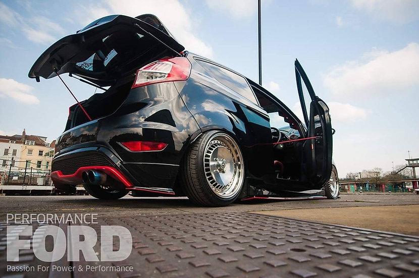 Door Show Braces Fiesta MK7