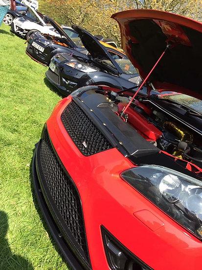 Bonnet Show Brace Focus MK2 (All Models)