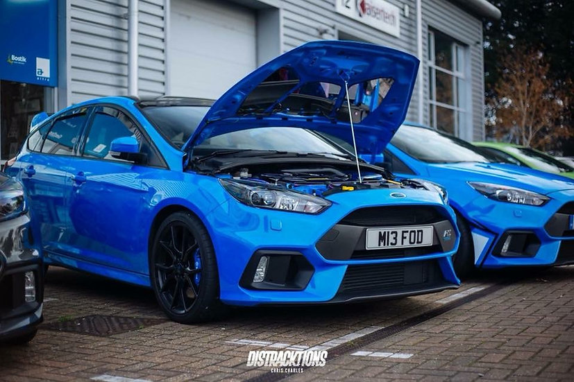 Bonnet Show Brace Focus MK3 RS