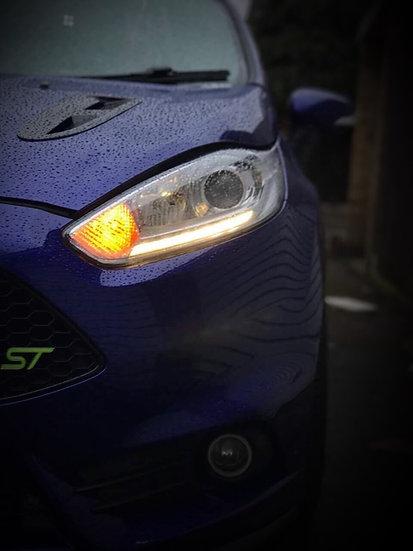 USDM DRL Indicator Kit - Ford Fiesta Mk7 & Mk7.5
