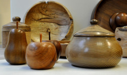 Sycamore Wood Turning