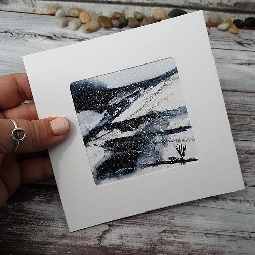 Watercolour Greeting Card