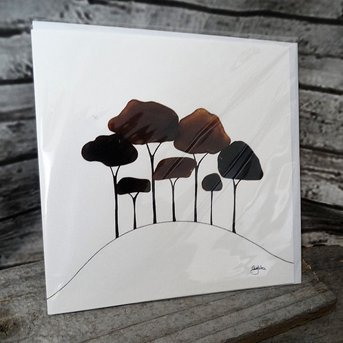 Greeting Cards- Coming Home Trees