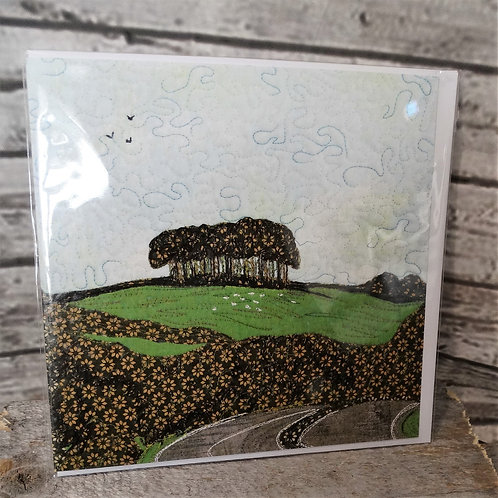 Nearly There - Printed Greeting Card