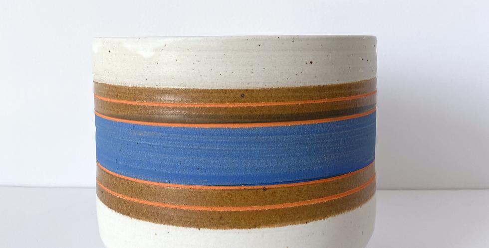 Veak Ceramics - Blue Stripe