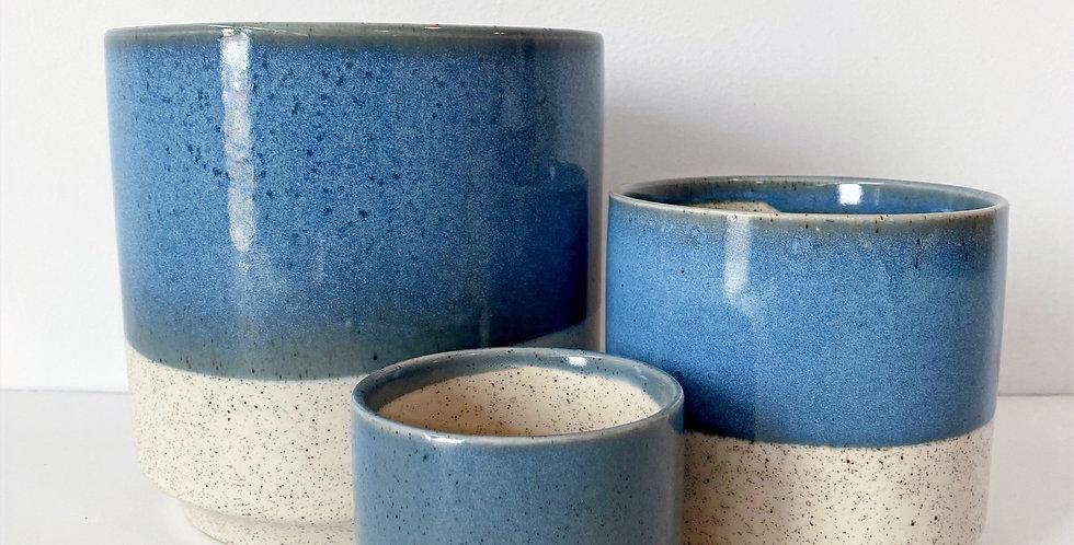 Miguel Pot - Blue