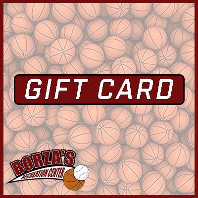 Gift Card - Gym Rental