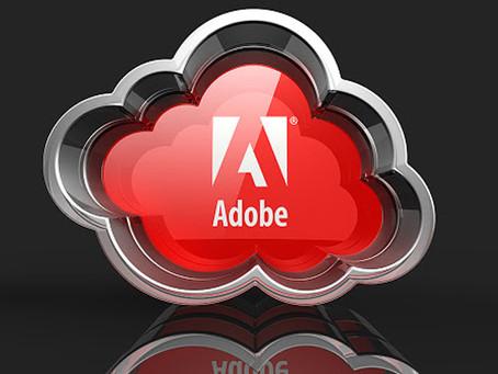 O Adobe Creative Cloud oferece ferramentas de criação direto da nuvem
