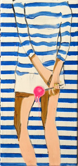 hiding stripes