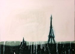 Paris: 12° and rain