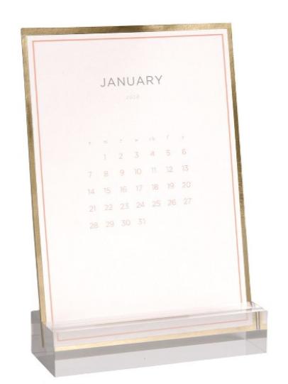 Mara-Mi Desk Calendar