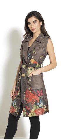 Flora and Fauna Vest