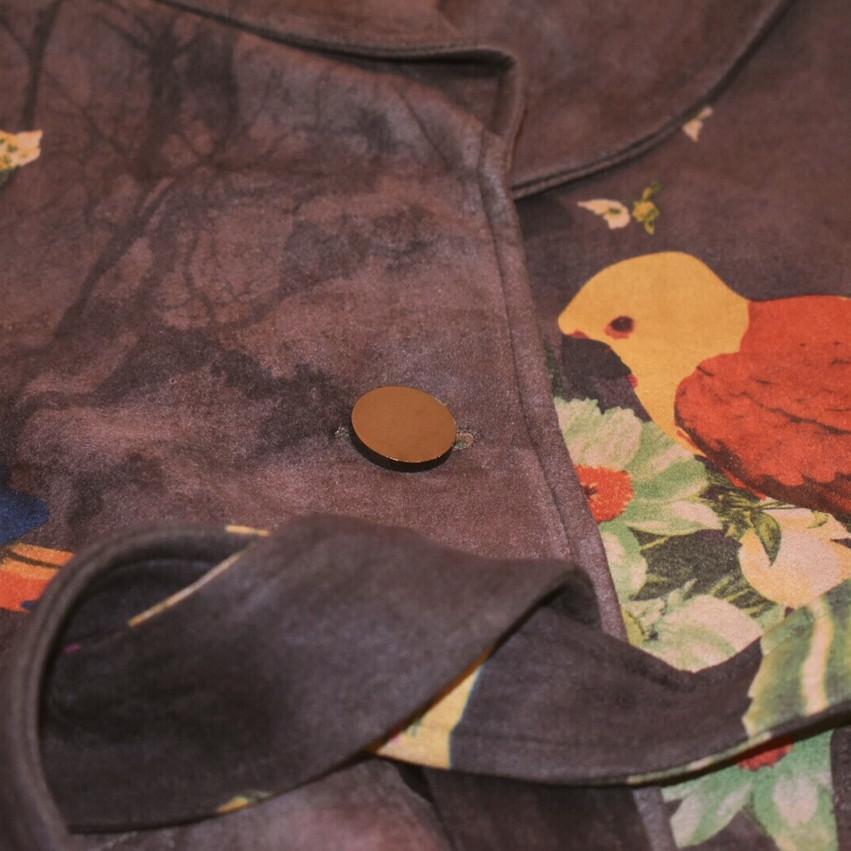 Flora and Fauna Closeup