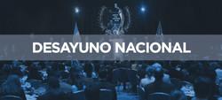 DESAYUNO NACIONAL DE ORACIÓN