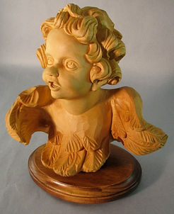 Baroque Cherub