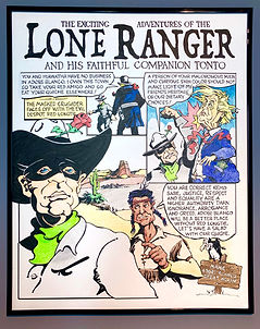The Adventures of the Lone Ranger