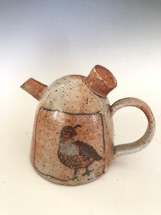 Quail pourer / teapot 10oz