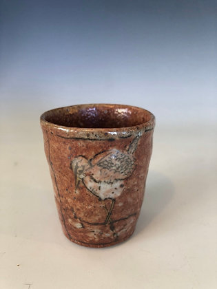 Tiny Whimbrel cup