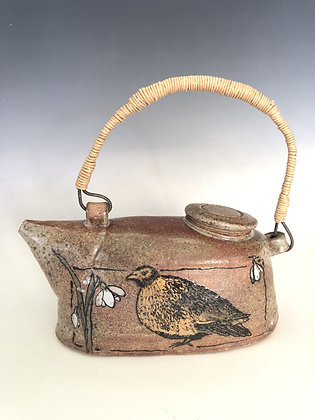 Grouse Pouring Vessel / Teapot