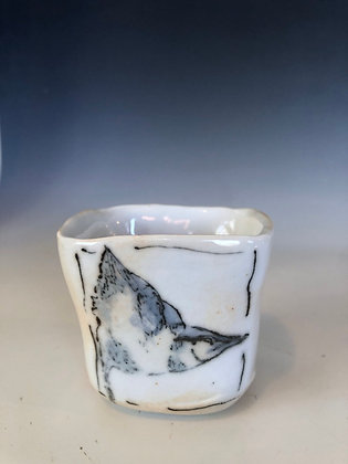 Nuthatch square cup