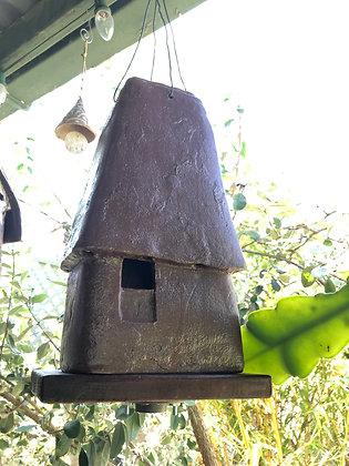 Tall Cottage Birdhouse