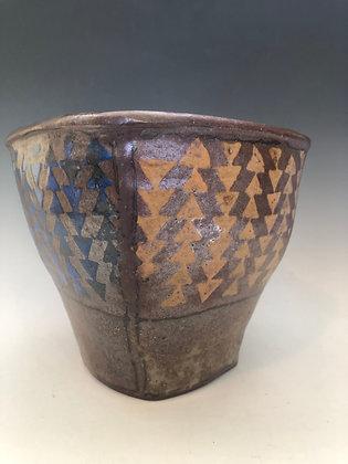 Triangles Planter Cashe Pot
