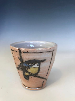Tiny Kingfisher cup
