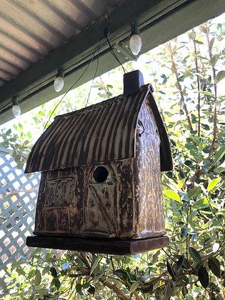 Farm Cottage Birdhouse