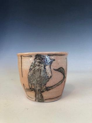 Tiny Titmouse cup