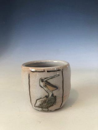 Tiny Pelican cup