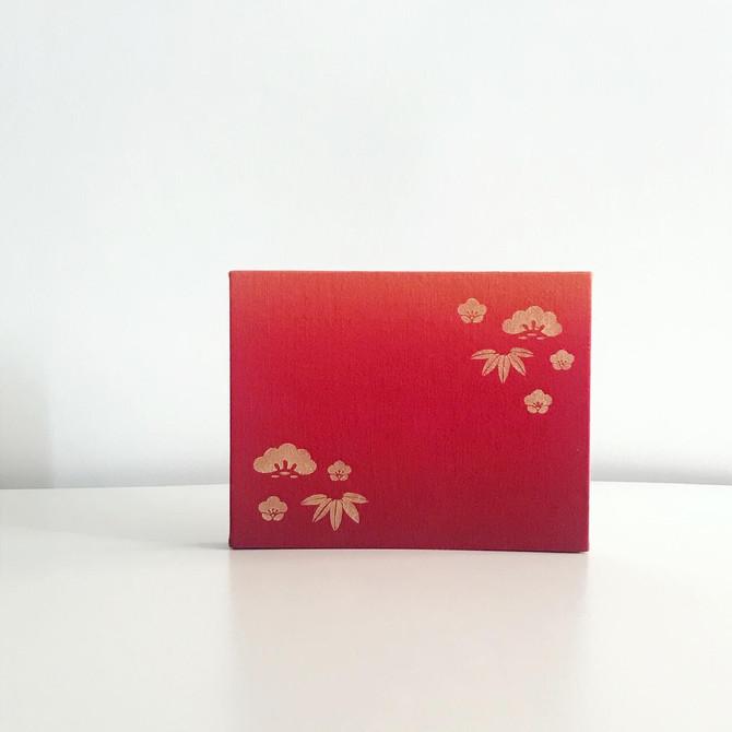 色匂ふさま「雪」展にて松竹梅パネル出品いたします