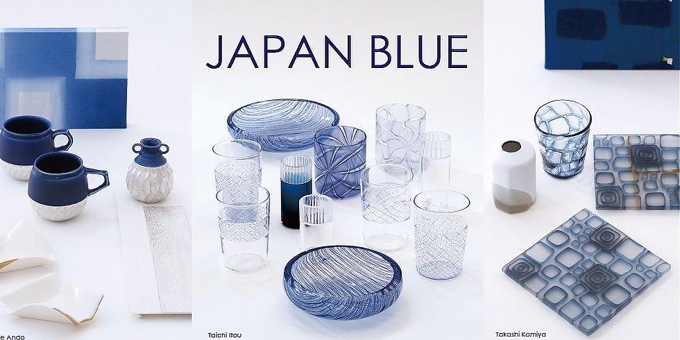 《2021年1月6日更新》色匂ふ第63回展覧会「Japan Blue」展