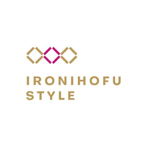 IRONIHOFU STYLE logo desing